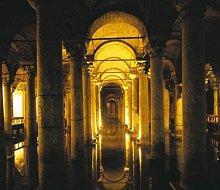 Underground Cisterns, Istanbul