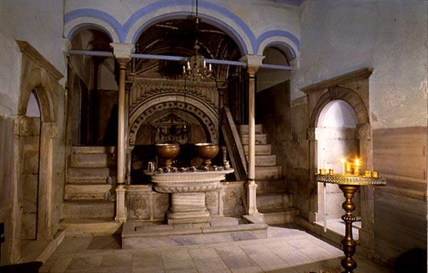 The shrine of the Zoodochos Pege Hagisma in Balikli, Istanbul