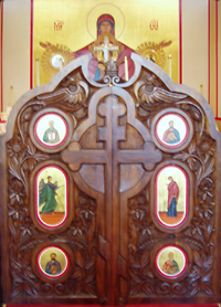 Iconostasis - Royal Doors