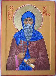 St. Kyriakos the Hermit