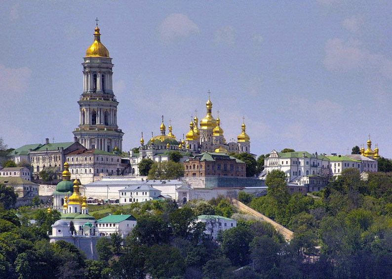 Kyievo Pechersk Lavra has been a preeminent center of the Orthodox Christianity in Eastern Europe since the 11th century