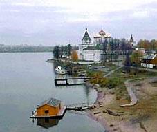 Ipatyevsky Monastery in Kostroma