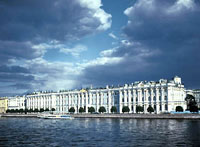 One of the world&##39;s largest collections of art: Hermitage
