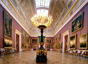 Italian Art Salon in the Hermitage