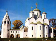 Cathedral of the Intercession of the Virgin in Suzdal