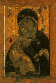 Vladimirskaya icon of the Mother of God